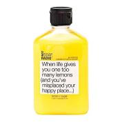 Aromatherapy Body Wash - Lemon Sugar - Joy Inducing Formula - 400ml