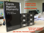 DHL Express Shiping Cards Against Humanity AUS 1.7 Ver. Main Set + 123456 Expansion