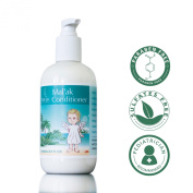 Mal'ak Premium Natural Daily Baby Hair Conditioner with Kernel Oil, 250ml