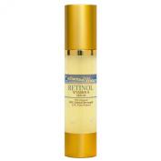 Pure Retinol Vitamin A 2.5% Serum Hyaluronic Acid for Anti Ageing Wrinkle Acne Facial Face - Strongest OTC Clinical Strength - 72% Organic Skin Repair 2oz/60mL