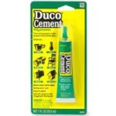 Duco Cement Multi-Purpose Household Glue - 30ml