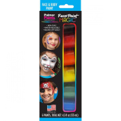 Palmer Face And Body Paint Set .2220ml 6/Pkg-