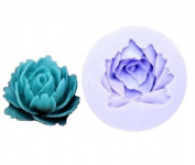 3.4cm Mini Flower Silicone Sugar Resin Craft DIY Moulds gum paste flowers Cake Decorating Fondant Mould