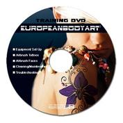 Airbrush Training DVD
