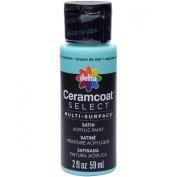 Ceramcoat Select Multi-Surface Paint 60ml-Seafoam