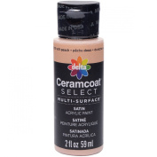 Ceramcoat Select Multi-Surface Paint 60ml-Soft Peach