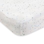 Crib Sheet Baby Nursery 100% Cotton Muslin Night Sky aden + anais®