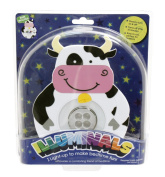 Illuminals(COLBY the COW children's night light) Lights Up to Make Bedtime Fun!