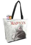 Marilyn Monroe Large Handbag, Norma Jeane as Marilyn, MM9122