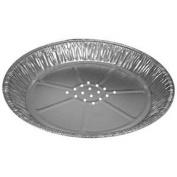 Handi Foil of America 20cm Perf Pie Pan -- 500 per case.