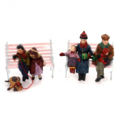 Department 56 Accessory CHRISTMAS AT THE PARK Porcelain City Accessory 58661