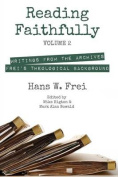Reading Faithfully, Volume 2