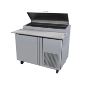 Fagor Refrigeration FPT-46 Refrigerated 120cm Pizza Prep Table
