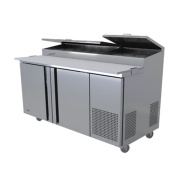 Fagor Refrigeration FPT-67 Refrigerated 170cm Pizza Prep Table