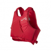 Spinlock Wing Side Zip Buoyancy Aid - Red S