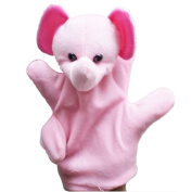 Baby Kids Education Toy, FTXJ Cute Baby Child Zoo Farm Animal Hand Glove Puppet Finger Sack Plush Toy Elephant