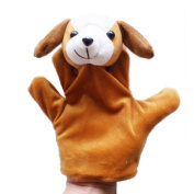 Baby Kids Education Toy, FTXJ Cute Baby Child Zoo Farm Animal Hand Glove Puppet Finger Sack Plush Toy Dog