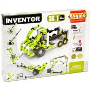 Engino Inventor Build 30 Motorised Multi-Models Building Kit