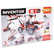 Engino Inventor Build 90 Motorised Multi-Models Building Kit