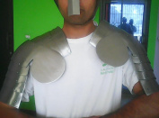 Marshall Fencing Sports Protective Pair of Shoulder guard