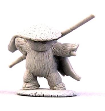 Bombshell Miniatures: Ping Panda