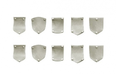 Space Knights Small Shoulder Shields/Terminator Shields