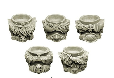 Feral Wolves Space Knights Torsos