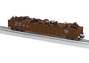 LNL82863 O CB & Q PS-5 Gondola w/Load