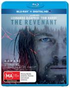 The Revenant Blu-ray  [Region B] [Blu-ray]