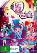 Ever After High Way Too Wonderland DVD  [Region 4]