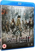 Attack On Titan [Region B] [Blu-ray]