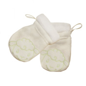 Petit Coulou Hat, Slippers, Mitts and Blanket Gift Set, Beige Sheep