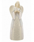 Foundations St. Francis Angel Figurine 30cm