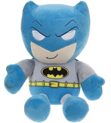 "DC COMICS - Plush Toy character ""Batman"" the hero of the movie and TV cartoons ""BATMAN""(sitting 9""/23cm) - Qualità super soft"