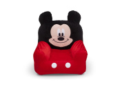 Delta Children Club Chair Mickey Mouse Bed