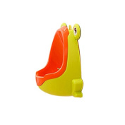LEORX Toilet Urinal Frog Potty Boys Potty Training Urinal with Fun Aiming Target