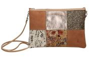 ANTHER Women's Cross-Body Bag Multicolour CORAL