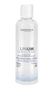 DERMEDIC - LINUM - EMOLIENT - Shower gel - 200 ml - Recommended for washing very dry and atopic skin, also with symptoms of psoriasis. Can be used from 3 years of age - Hypoallergenic