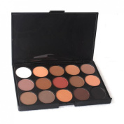 Different Style Eyeshadow Palette fashion 15 Colour Matte Pigment Cosmetic Makeup Eye Shadow for Ladies