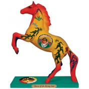 HORSE OF THE RISING SUN FIGURINE