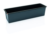 Bread/Loaf Tin Made From Steel with Exopan Non-Stick Coated Premium Quality Black Dishwasher/Dimensions