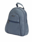 Lambland Womens / Ladies Genuine Leather Rucksack / Backpack