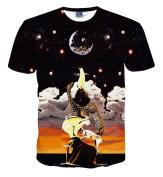 Novelty T-shirt - 3D design