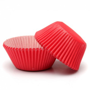 NEW 50Pcs Paper Cake Cup Cupcake Cases Liners Muffin Kitchen Baking Wedding Party