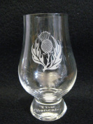 The Official Glencairn National Scottish Emblem The Thistle Scottish/Irish Whisky Glass
