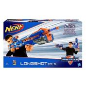 NERF N-Strike Elite Longshot CS-6 Blue