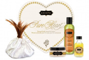 Kama Sutra Intimate Gift Sets & Fun Travel Kits PURE HEART KIT