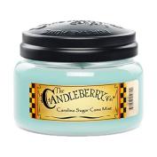 Candleberry Medium 10 0z Jar Scented Candle - Carolina Sugar Cane Mist