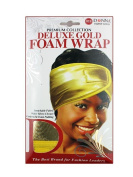 Donna's Premium Stretchable Deluxe Gold Foam Wrap