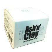 Ash Clay Silver 100gAC silver hair wax S hair dressing, hair colouring [beauty monopoly]